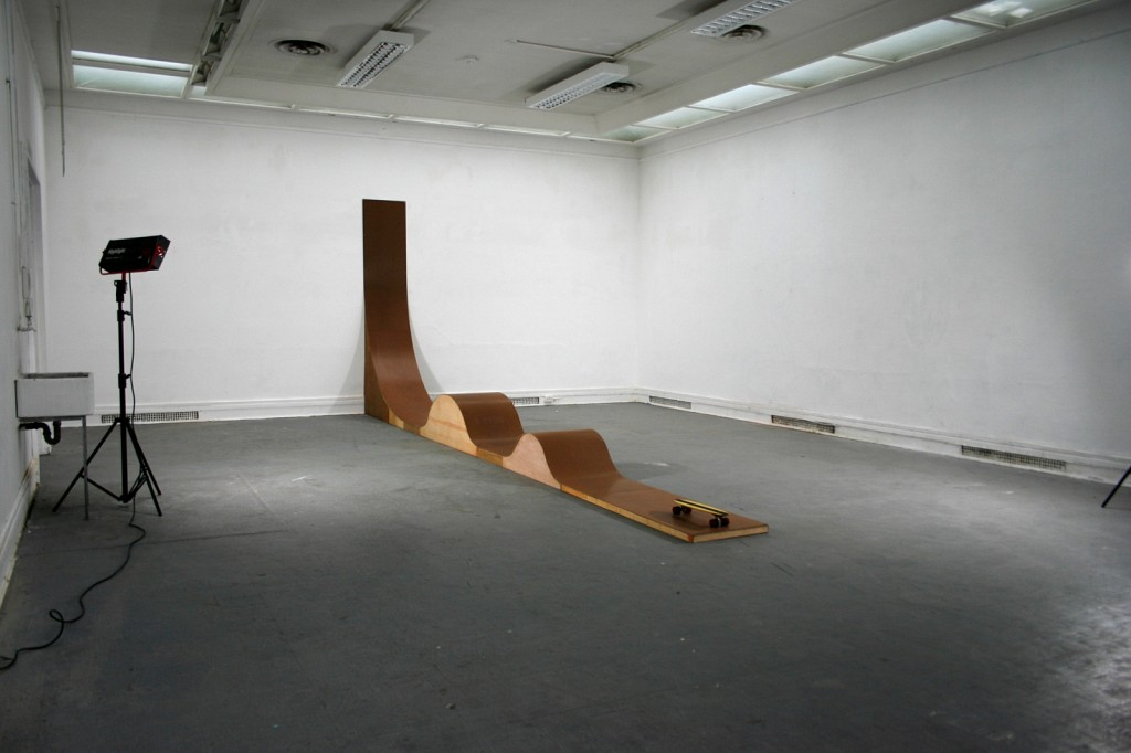Ramp (Untitled 1)