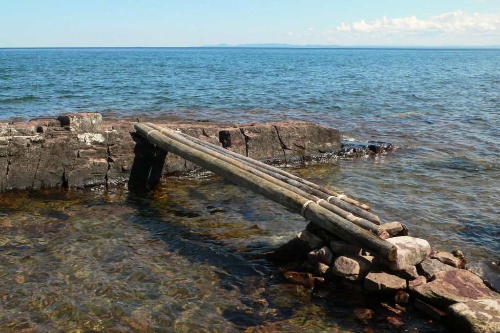 Bridge to Little Wedge